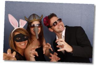 Photobooth - Die Blitzkabine zum Event